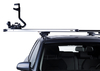 Dachträger Thule mit SlideBar PEUGEOT 208 3-T Hatchback Normales Dach 12+