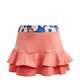 Damen Rock G Frill Skirt Light Orange