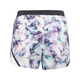 Damen Shorts Under Armour Fly By 2.0 Printed Short blau-pink