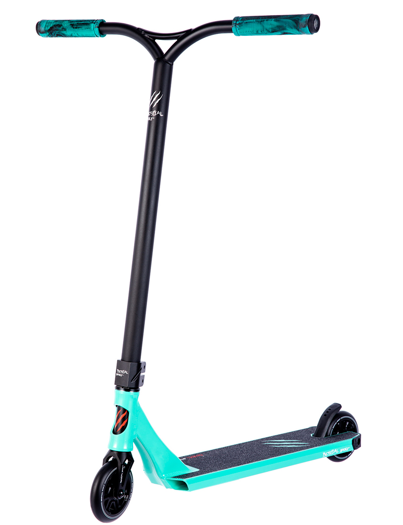 Freestyle Stunt-Scooter Bestial Wolf Rocky R12 Mint