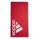 Handtuch adidas Towel Large Red (140 x 70 cm)