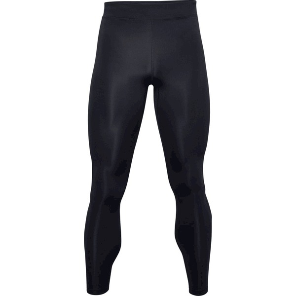 Herren Leggings Under Armour Q. Ignight ColdGear Tight schwarz