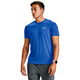 Herren T-Shirt Under Armour Streaker 2.0 Shortsleeve blau