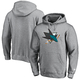 Hoodie Fanatics Iconic Primary Colour Logo Graphic NHL San Jose Sharks