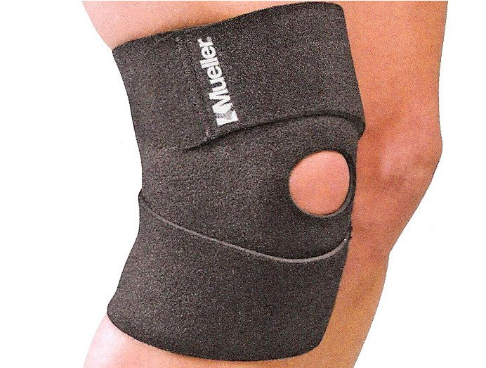 Kniebandage Mueller Compact Knee Support