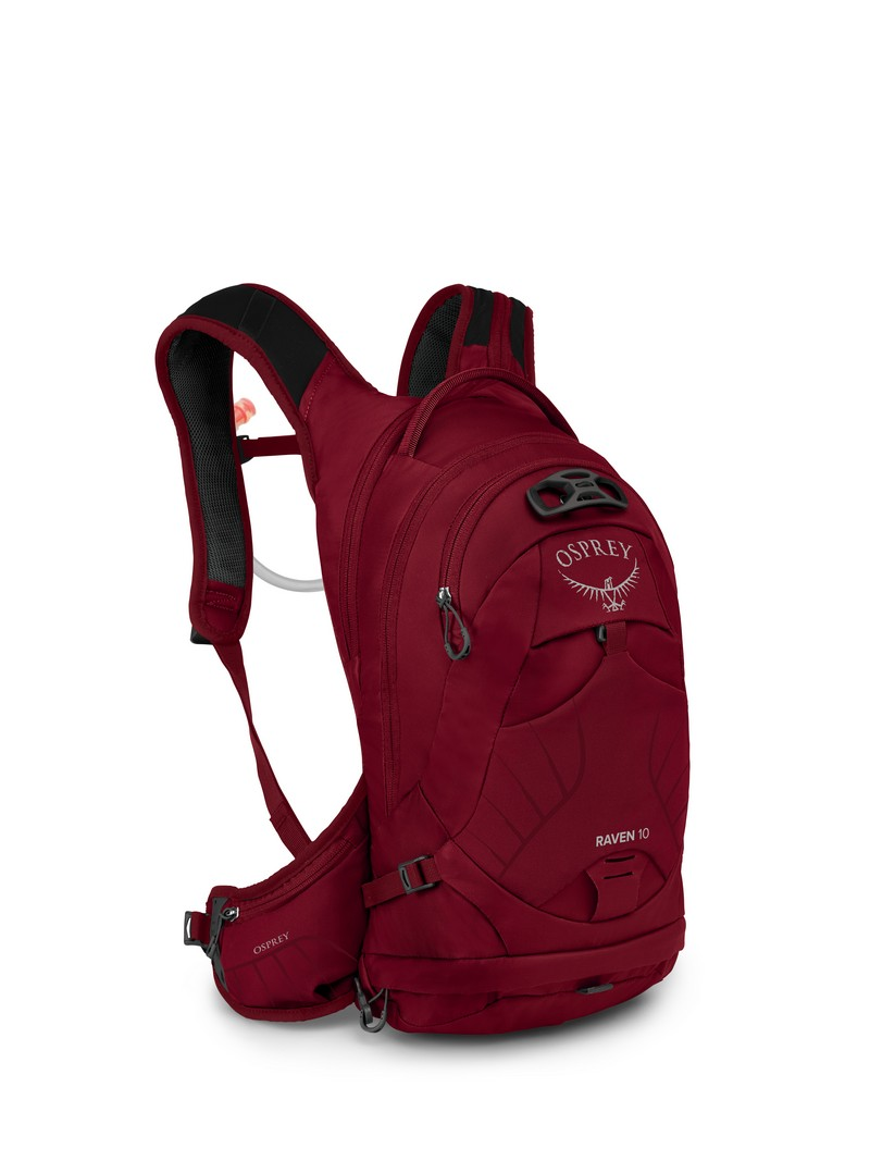 Osprey Raven 10 Limited Edition Claret Red