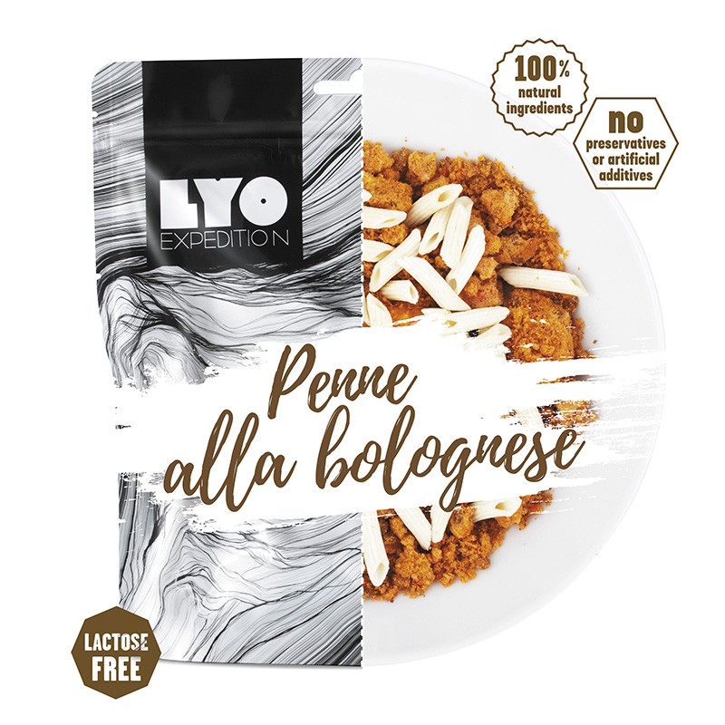 Outdoor Essen Lyo Bolognese Pasta 370g