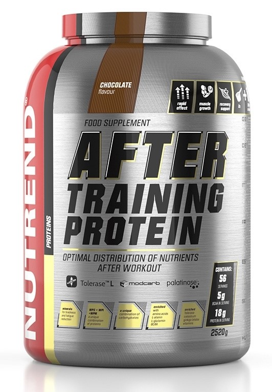 Protein  Nutrend  After Training Protein 2520 g