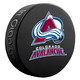 Puck Sher-Wood Basic NHL Colorado Avalanche