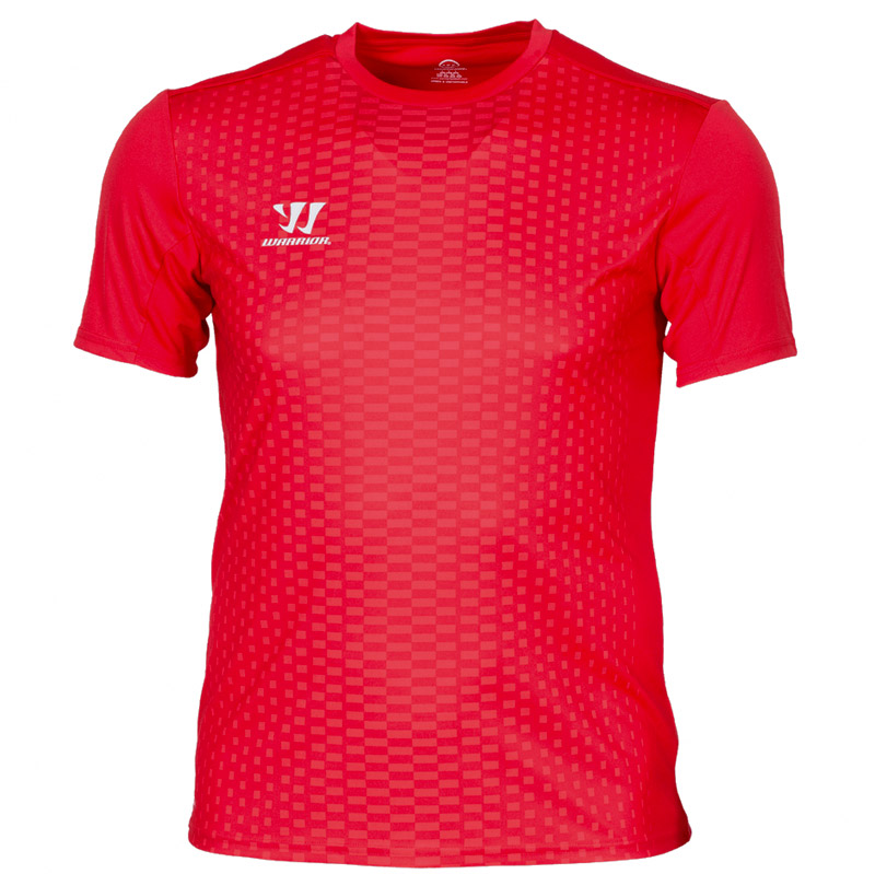 T-Shirt Warrior Graphic Poly Tee SR