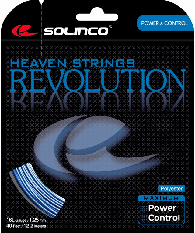 Tennissaite Solinco Revolution (12 m)