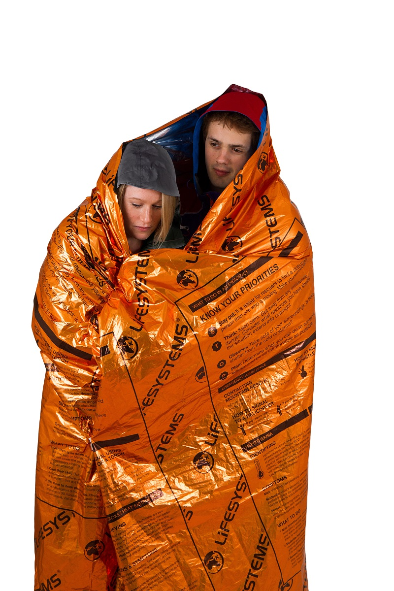 Thermal protection Life system  Heatshield Blanket, Double